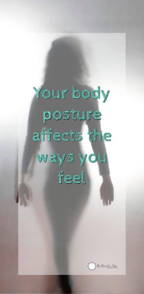 Body posture Dalila Jusic-LaBerge, LMFT