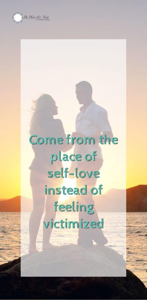 Complaining from the place of love