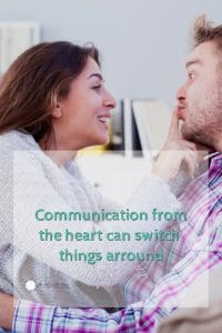 Communication from the heart