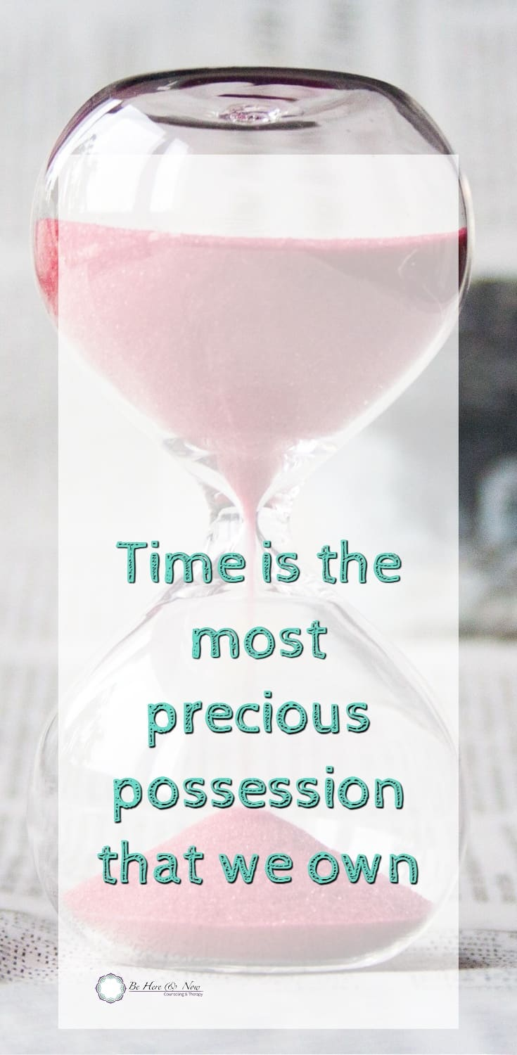 Reclaim your time, Dalila Jusic-LaBerge, LMFT