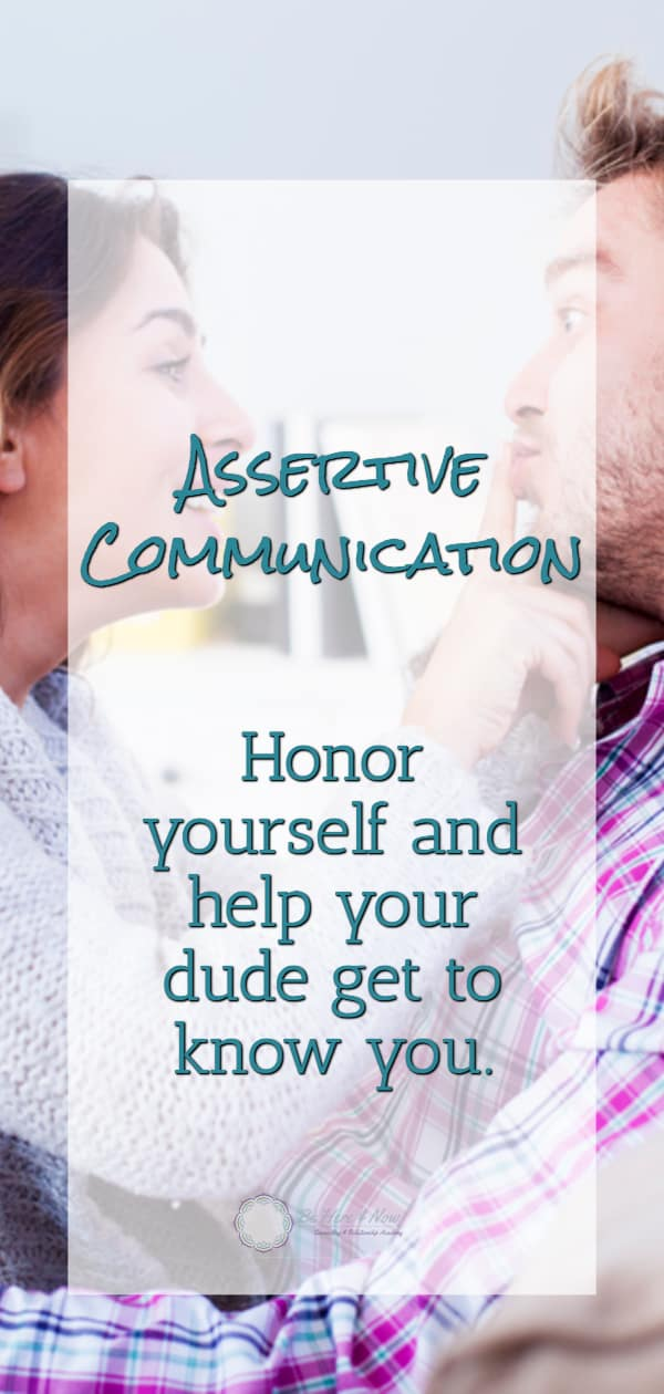 Assertive Commnnication honor