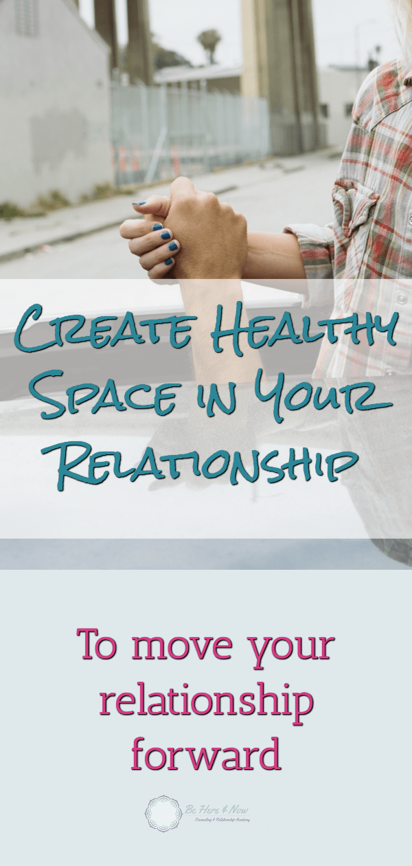 Healthy Space in Your relationship