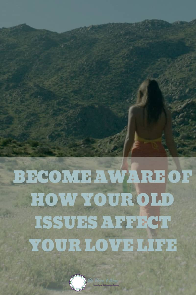 Awareness about the past issues will help you stop, and figure out what is really hurting you. Then you can change the limiting beliefs and old issues that come from the past. #dating #relationshipadvice