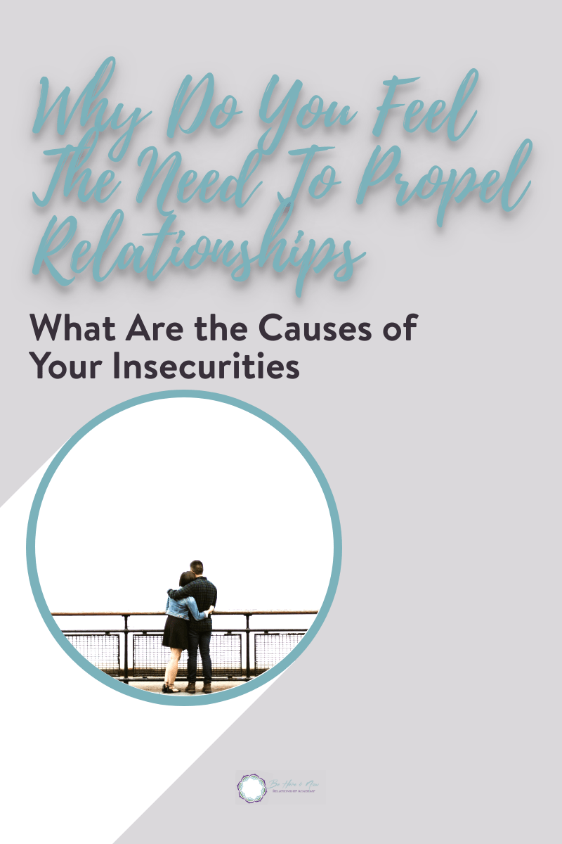 Causes of Insecurities in Relationships